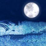 マヤ暦 青い夜